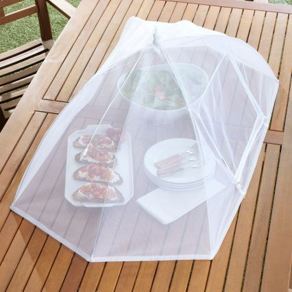 Keep pesky insects away from your meal with this tent from Sur La Table. (surlatable.com)