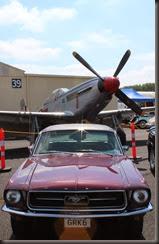Mustang's