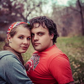 by Bob DeHart - People Couples