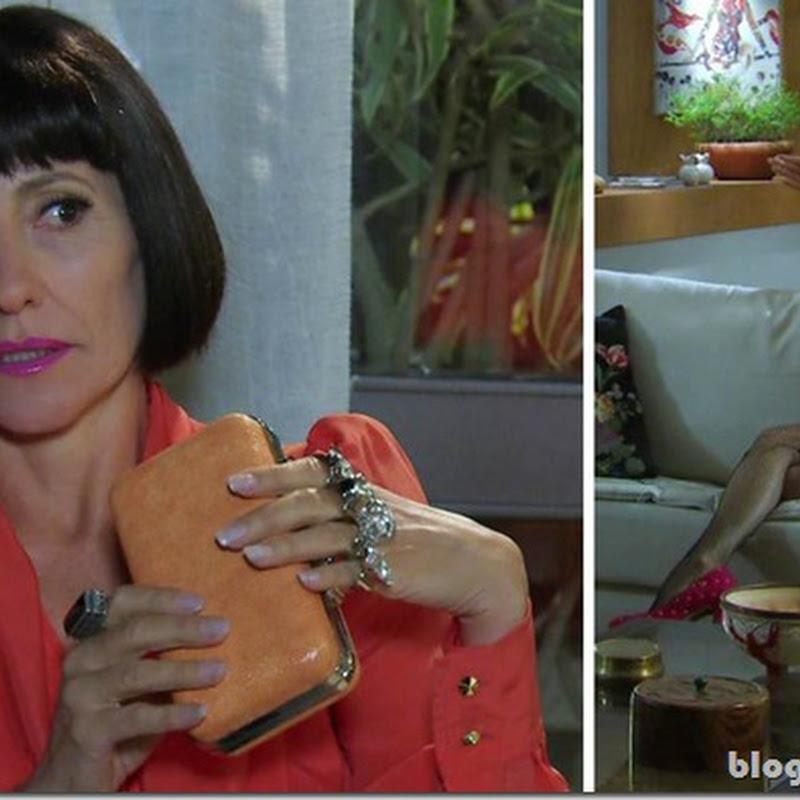 Looks de Melissa e Miriam em agosto na novela Amor Eterno Amor