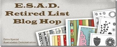 ESAD retired blog hop