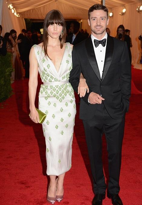 Jessica Biel & Justin Timberlake Wedding Ceremony