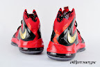 nike lebron 10 ps elite championship pack 15 07 Release Reminder: LeBron X Celebration / Championship Pack