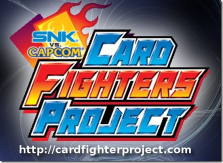 Fighter Card Project