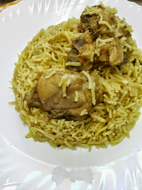 Mom made recipes cupsa arabic rice recipe lets start with bismillah and see ingredients are needed to make the recipe cupsa arabic rice forumfinder Images