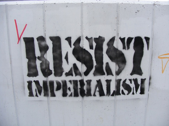 CC Photo by Flickr User 28328703@N08 Subject is  Imperialism.jpg