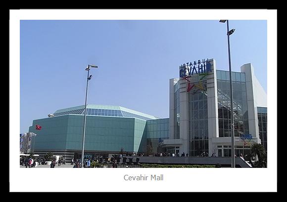 Biggest mall in turkey