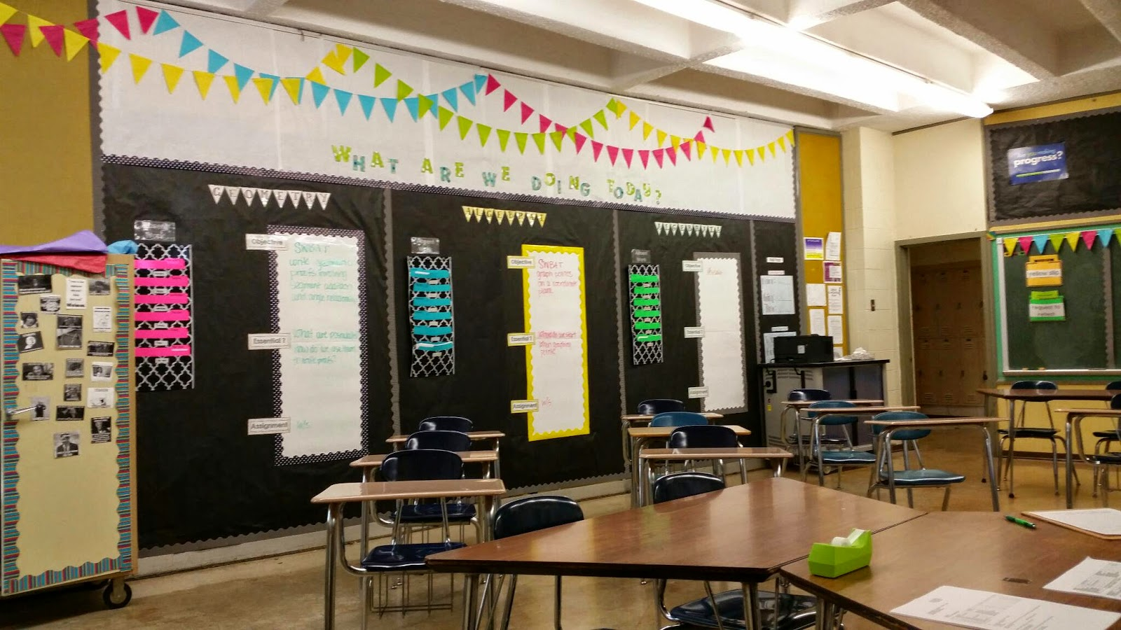 Classroom Decorating Ideas High School Math ~ Tales of a high school math teacher classroom set up
