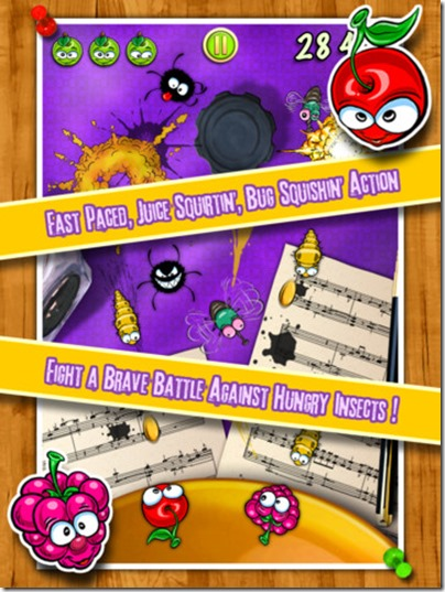 Fruit Rumble Begins is a free tryout of a brand new game Fruit Rumble that's driving people bananas!
