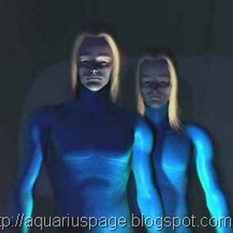 Os Extraterrestres Nórdicos
