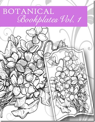 Botanical Bookplates 1