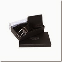 GOSf Offer: Arrow Belt & Wallet Set at Rs. 299 only