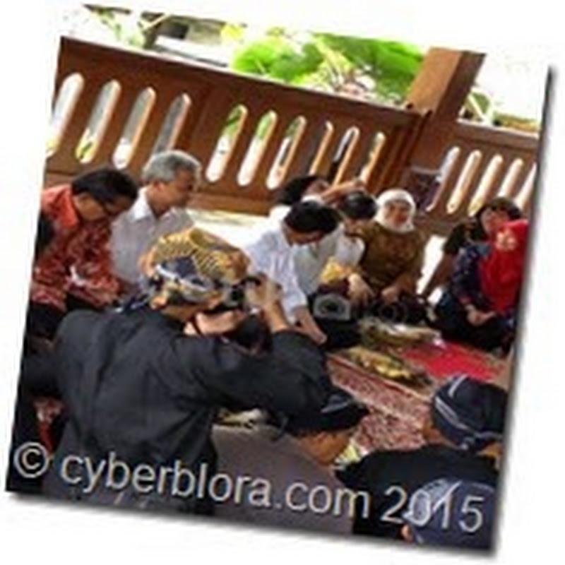 Foto Foto Jokowi di Blora