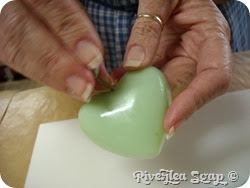 More valentine hearts green (5)
