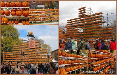 pumpkinfest towers