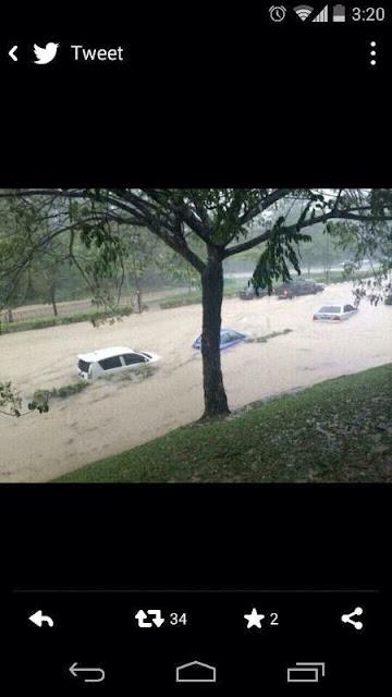 Banjir Kilat di UIA Gombak IMG-20140604-WA0041
