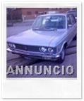 ANNUNCIO FIAT 130 USATA