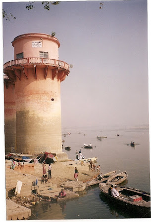 Varanasi: On the shores of the Ganges