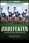 Undefeated - poster