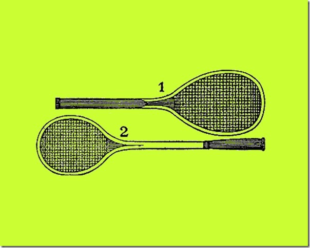 Tennis Racquets_Lime