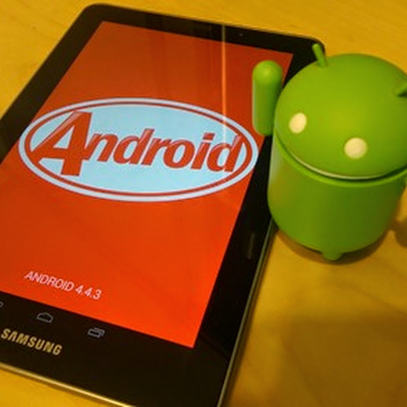 「Galaxy Tab 7.7」をAndroid4.4(KitKat)のカスタムROMで焼いてみた