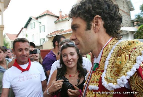 José Tomas, le retour attendu...