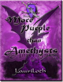More Purple than Amethysts Book Cover