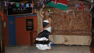 Fakaleiti-Show bei Tonga Bob's.