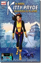 P00208 - X-Men Kitty Pryde - Shadow   Flame #1