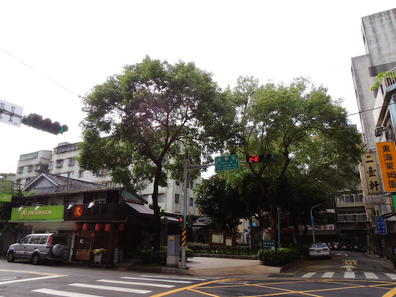 然後金華街左轉到學校咖啡館 EcoleCafe'.jpg