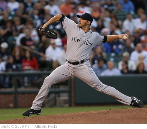 'Andy Pettitte' photo (c) 2009, Keith Allison - license: http://creativecommons.org/licenses/by-sa/2.0/