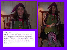 Francesca De Grandis 2010 Yule Elf Montage