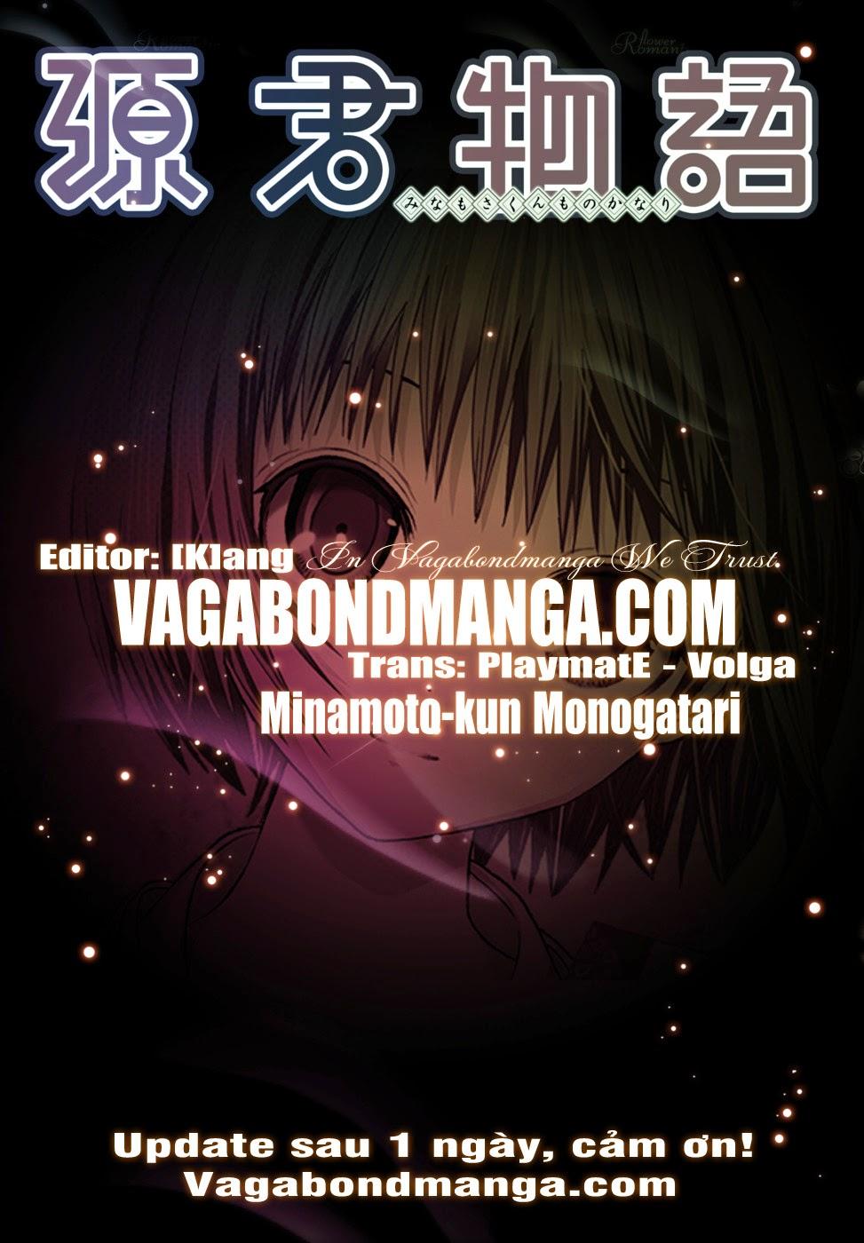 Minamoto-kun Monogatari Chap 84
