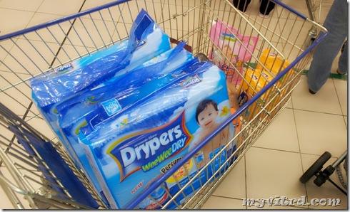 Drypers weeweeDRY 2a