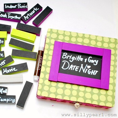 Date Night Box by The Silly Pearl