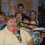WBFJ Station Tour - 4-12-11