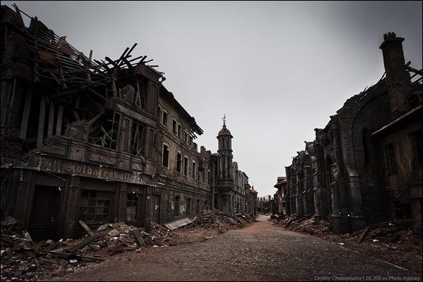 La cité oubliée - Mosfilm (9)