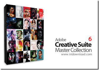 DVD Adobe CS6 Master Collection