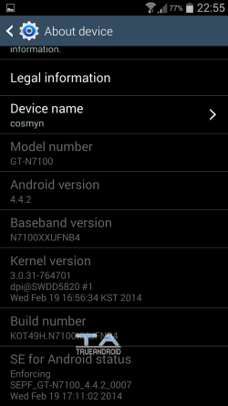 N7100XXUFNB4-screenshot