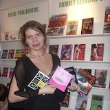 Елена Заславская представила на Лейпцигской ярмарке книги издательского проекта СТАН.