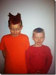 Scary boys
