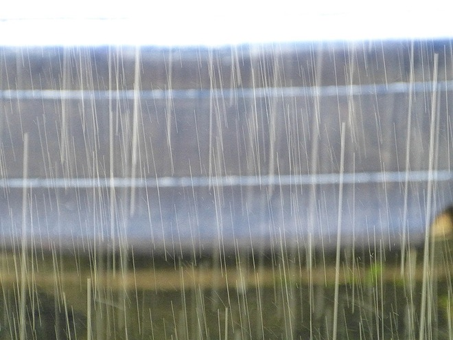 Дождливая Англия