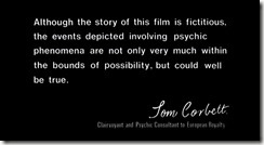 The Legend of Hell House Tom Corbett Quote