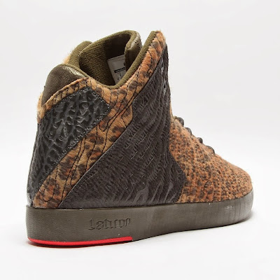 nike lebron 11 nsw sportswear lifestyle dark loden 1 02 Nike LeBron XI NSW Lifestyle Beast Available Now in Europe