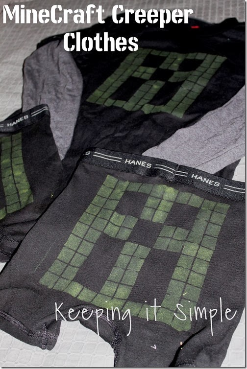 minecraft-creeper-underwear-and-shirt