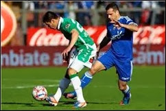 Audax Italiano vs Universidad de Chile