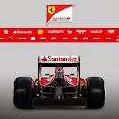 Ferrari F14 T F1 car launch pictures