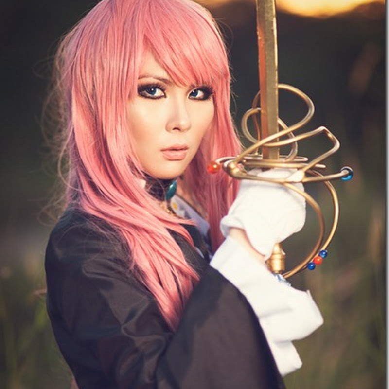 How I made my Rondo, Megurine Luka's Rapier