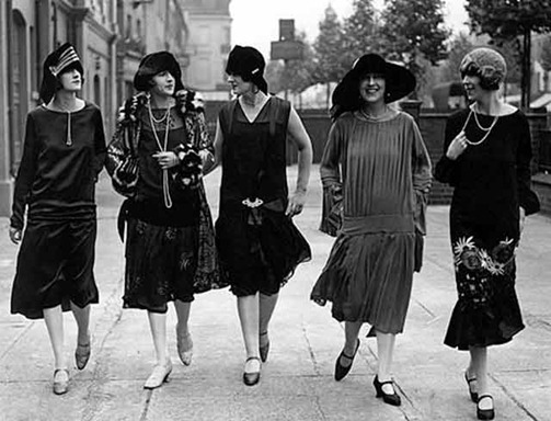 Women in the 1920s - Flat Rock Org