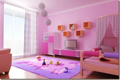Fotos de dormitorios para niñas7